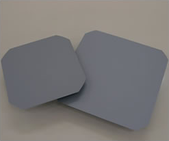 Silicon Single Crystal Wafer For Solar Cell Use